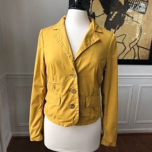 Anthropologie Daughters Of The Liberation Mustard